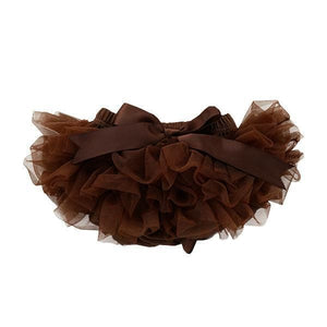 Brown Tutu Bloomer-Mila & Rose ®