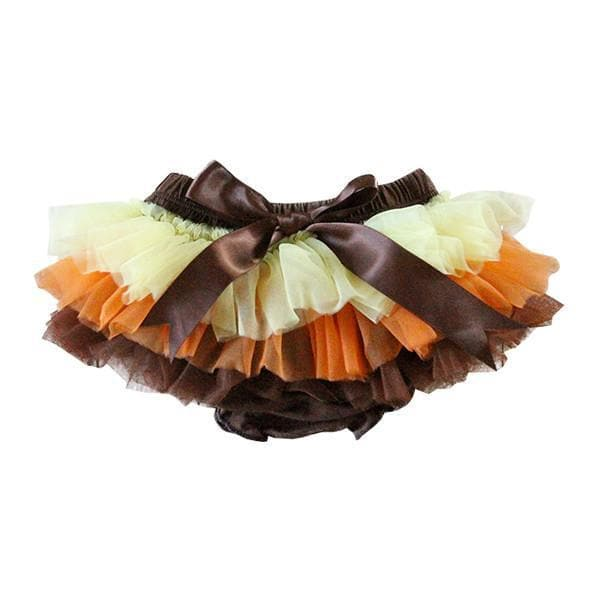 Thanksgiving Ruffle Tutu Bloomer