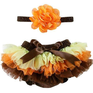 Thanksgiving Tutu Bloomer-Mila & Rose ®
