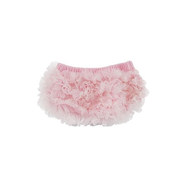 Light Pink Ruffle Bottom Bloomer