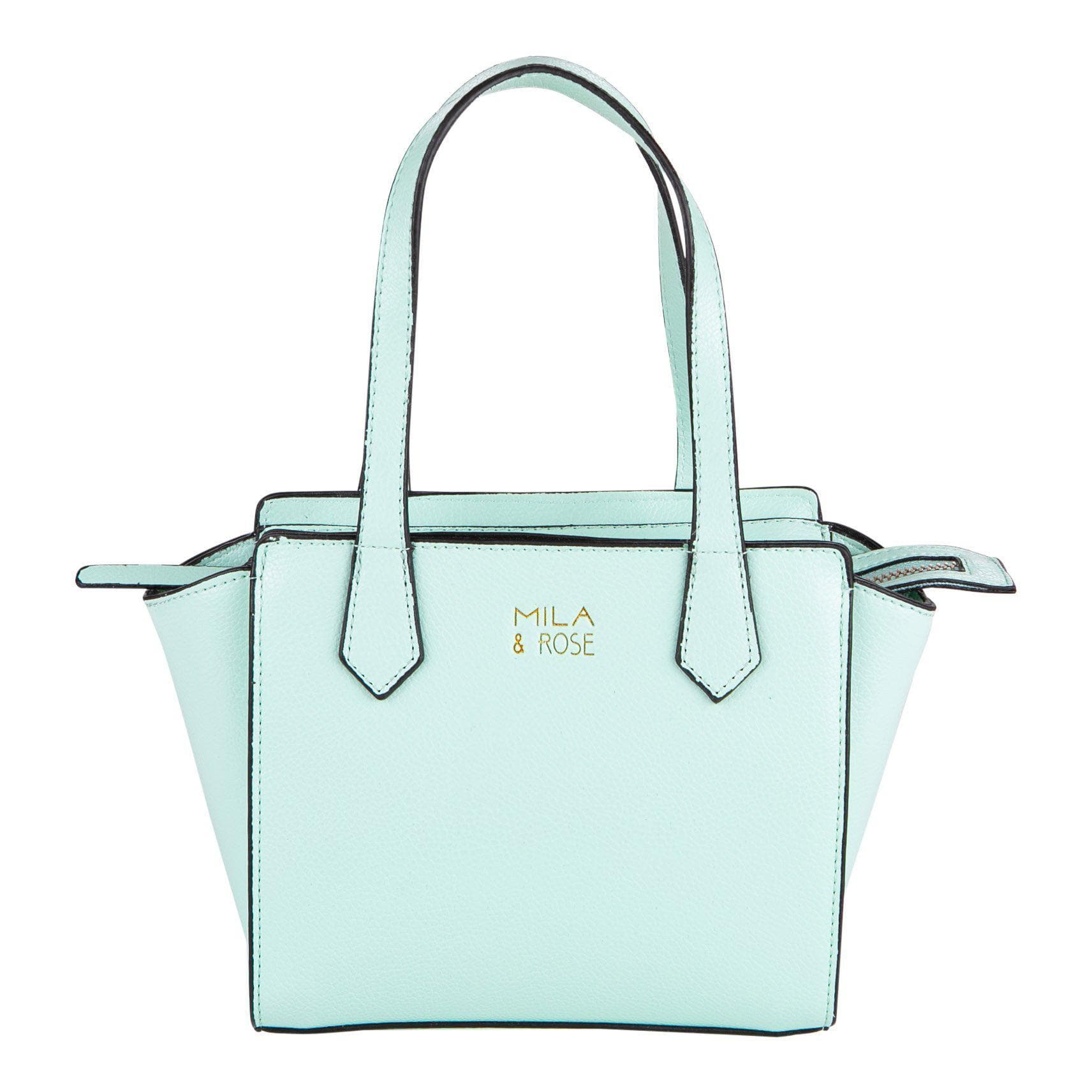 Mint Girl's Tote-Mila & Rose ®