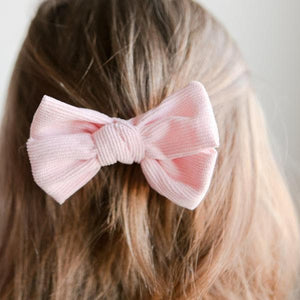 Light Pink Cord Bow