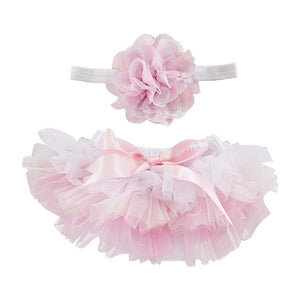 Pink Ombre Tutu Bloomer