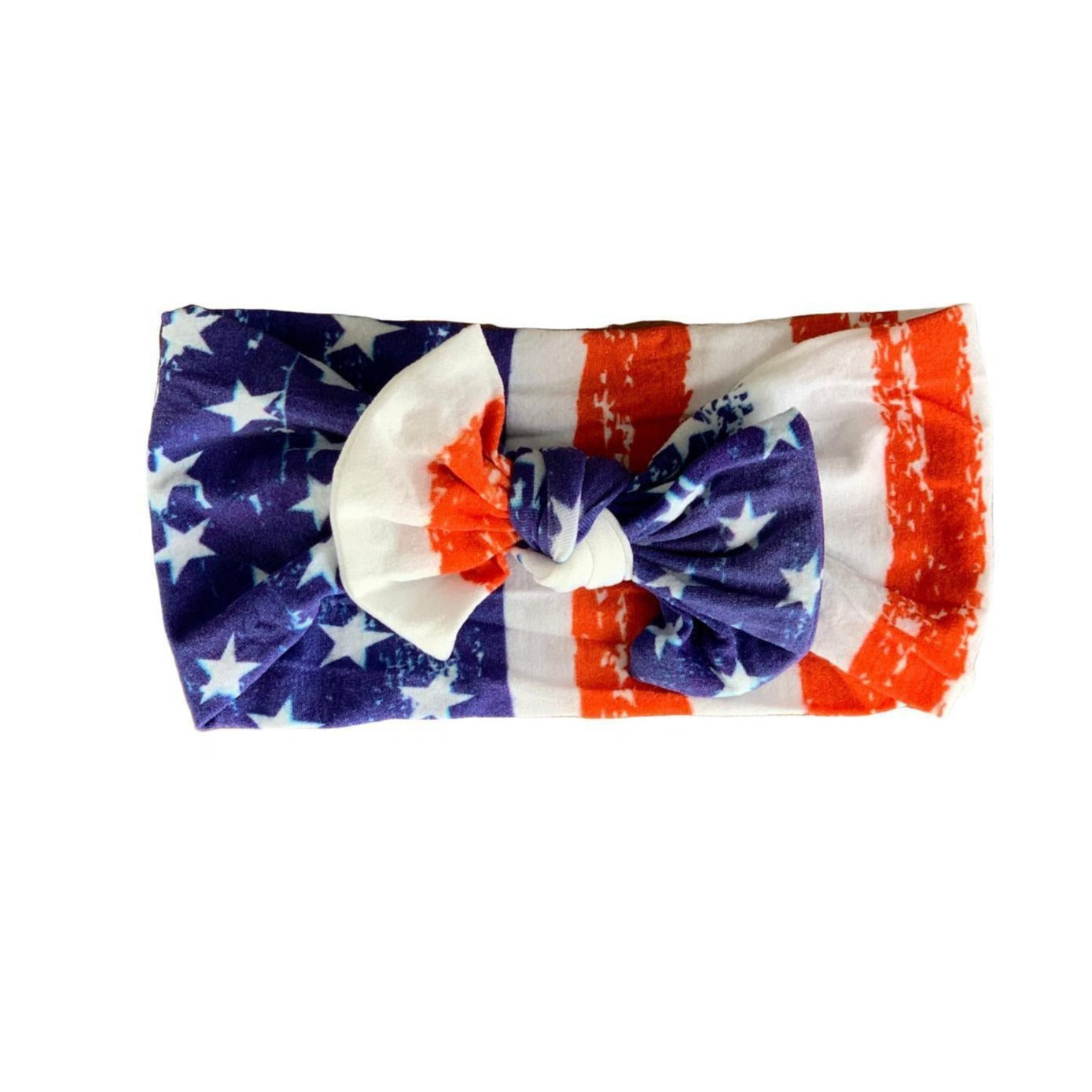 4th of July Nylon Headband-Mila & Rose ®