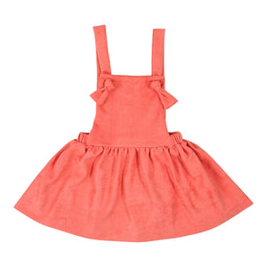 Coral Pinafore-Mila & Rose ®
