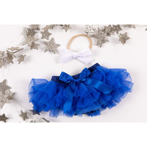 Royal Blue Tutu Bloomer-Mila & Rose ®
