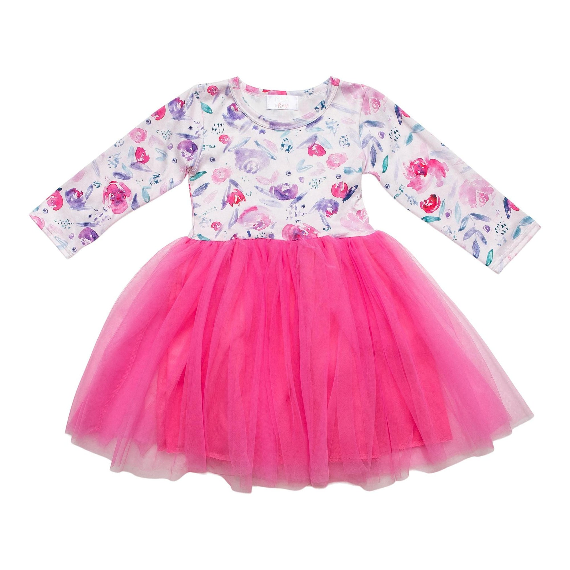 Lilac Lady Tutu Dress-Mila & Rose ®