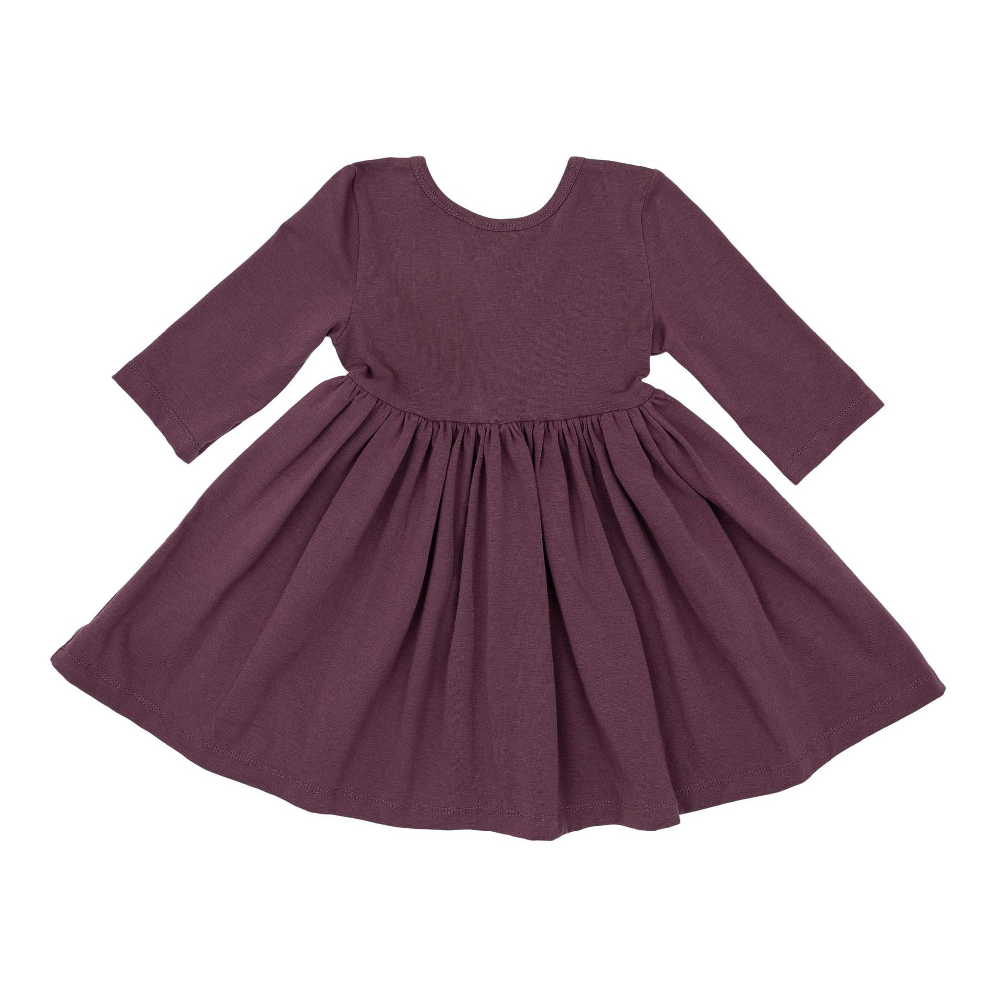 Vintage Violet Twirl Dress-Mila & Rose ®