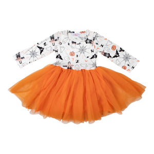 Boo-tiful Halloween Tutu Dress-Mila & Rose ®