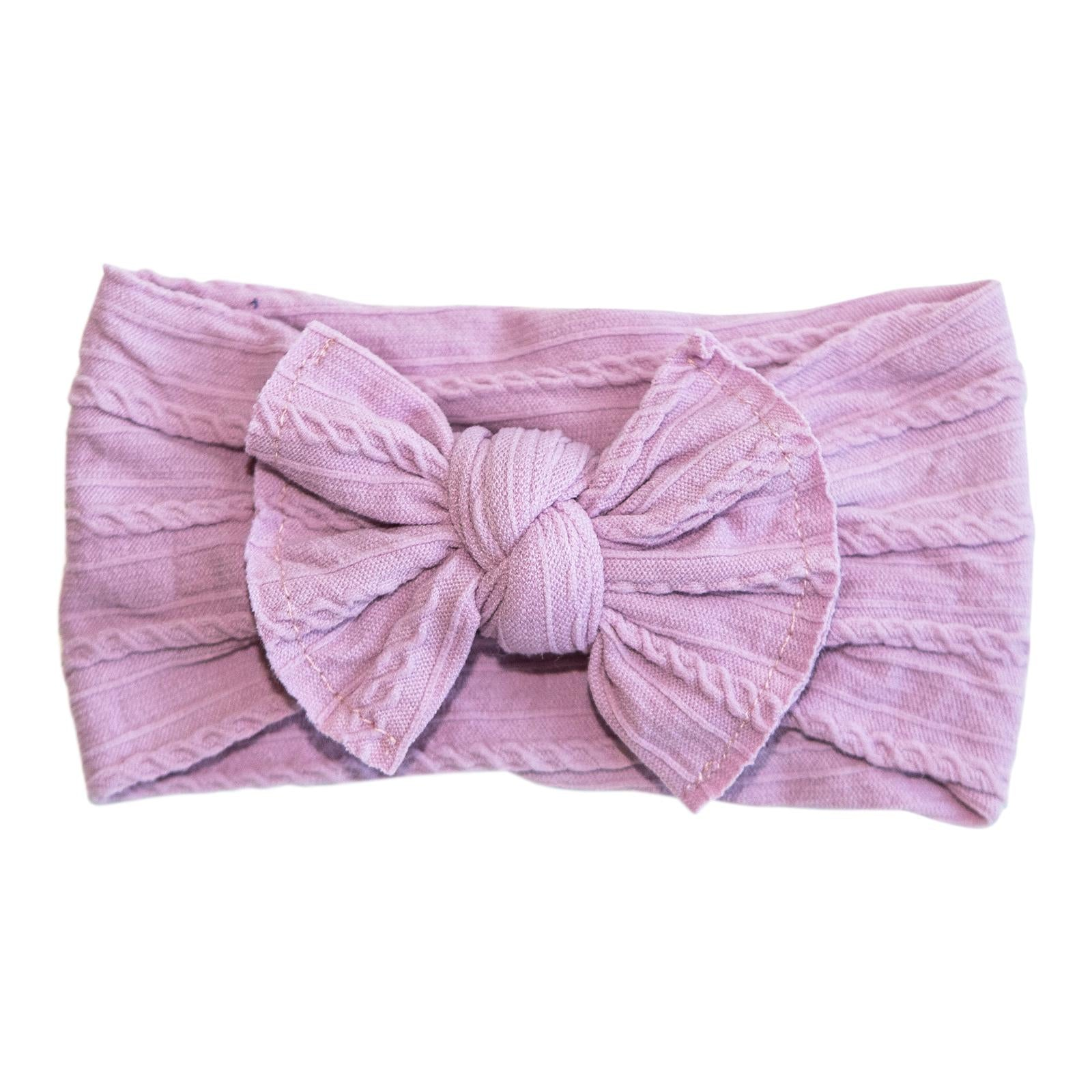 Thistle Cable Knit Nylon Headwrap-Mila & Rose ®