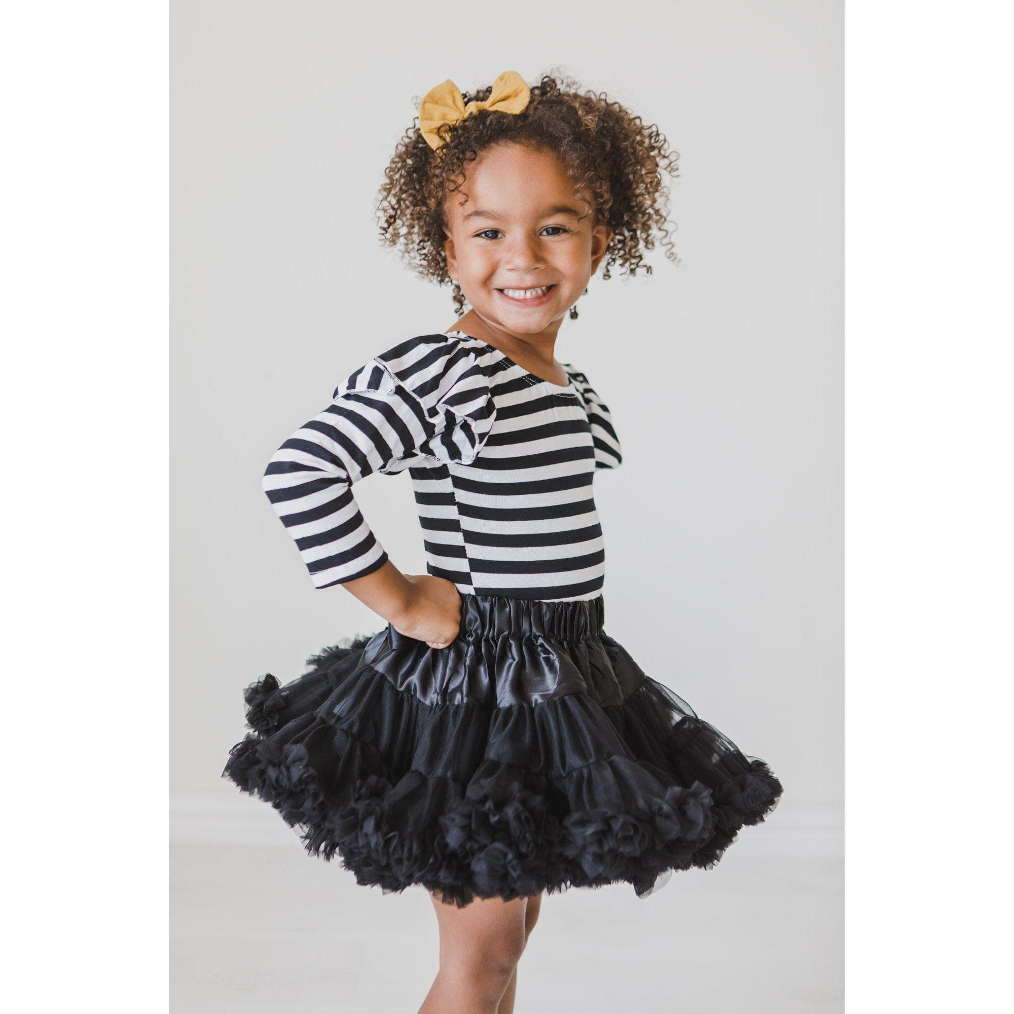 Twirl Tutu™ in Black-Mila & Rose ®