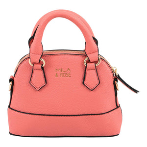 Coral Girl's Purse-Mila & Rose ®