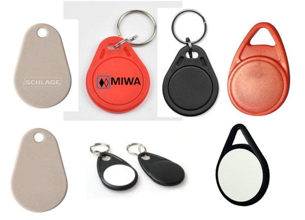 High Frequency Key fob | Mail-In Key Fob Duplication Service