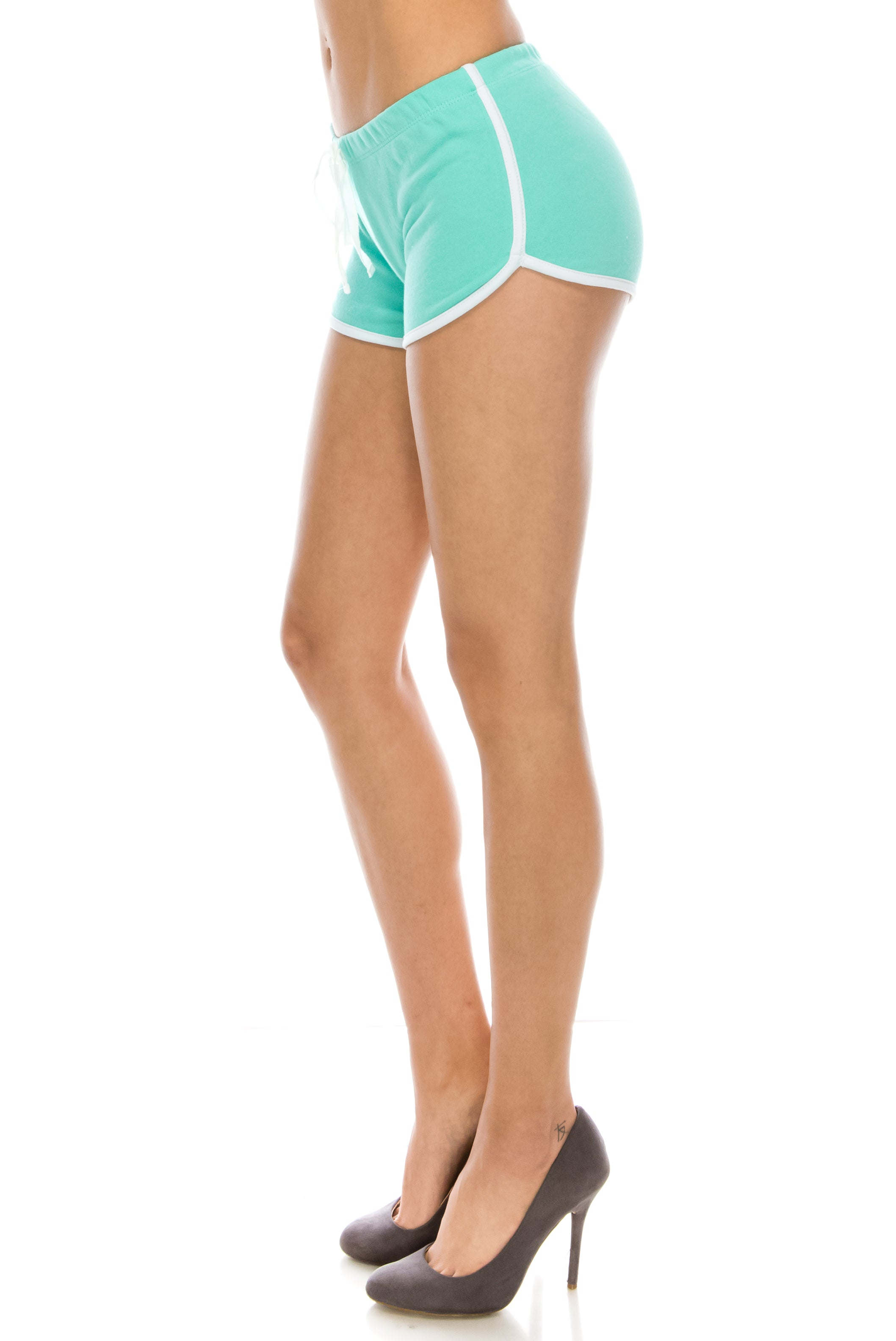 Dolphin Short Pants