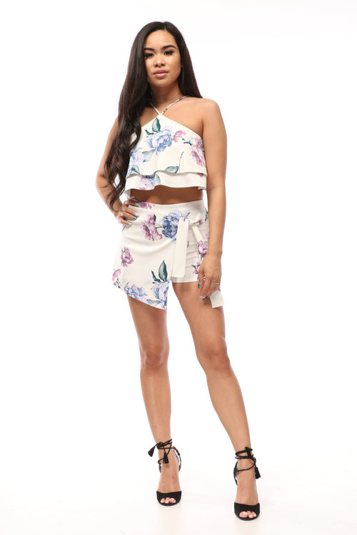Island Girl Two Piece Set