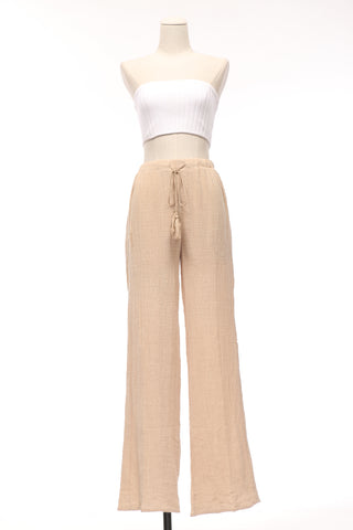 Rise And Shine Flare Trousers