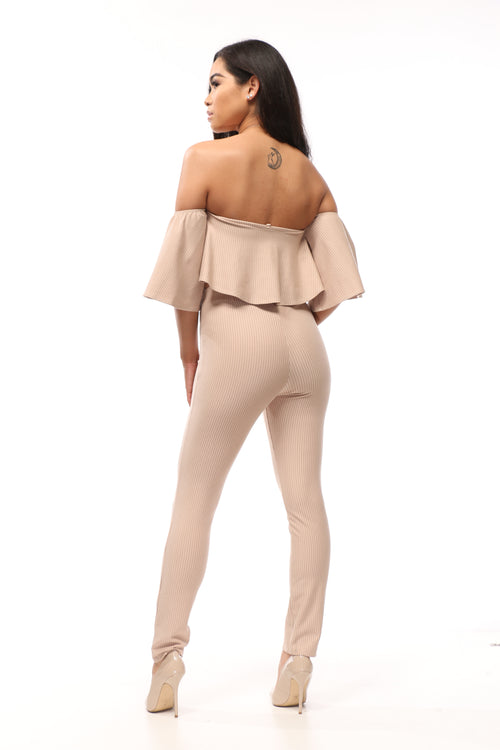 Mina Tapered High Waist Pants