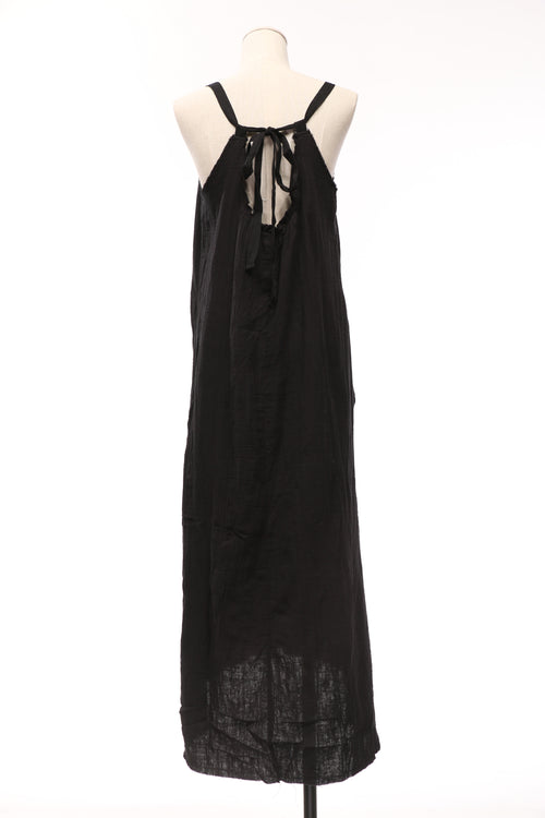 Cindy Simple Solid Maxi Dress