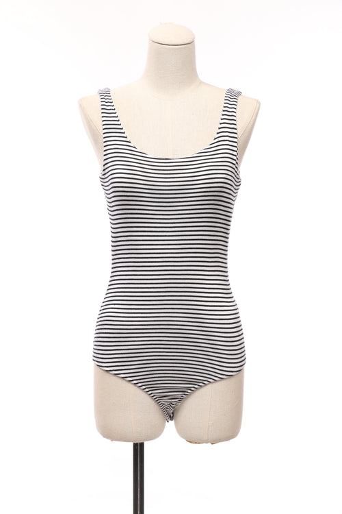 My Striped Bodysuit
