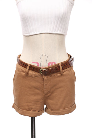 Cotton Biker Short pants