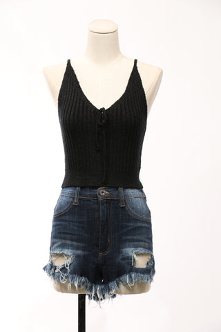 Fauna Knit Short