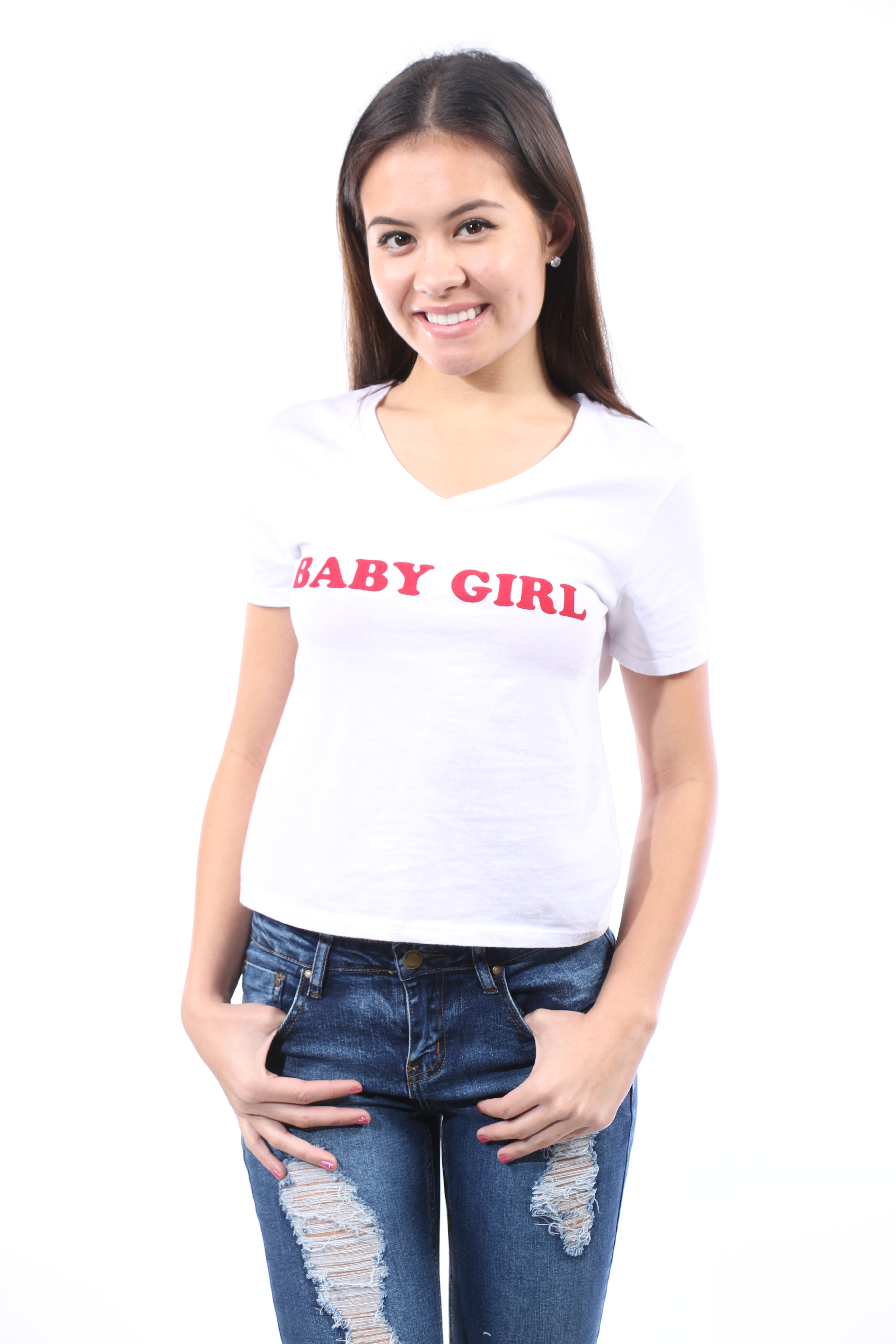 baby girl crop top – owlxfish