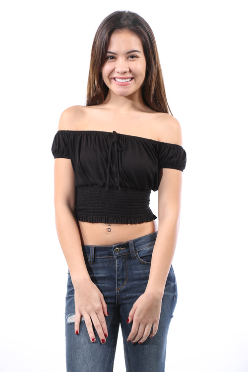 Ava Off the Shoulder Top