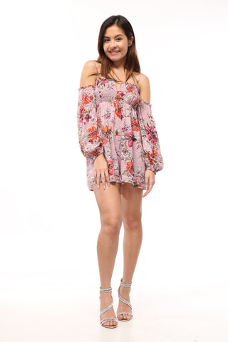 Joyce Floral Dress