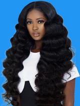 Loose Wave HD Lace  front wig
