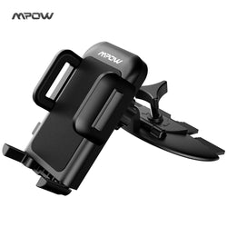 Mpow MCM3 CD Slot Car Phone Holder Car Mount Holder Stand 360 Rotation Mobile Phone Holder Stand for iphone6/7/6plus/5 sumsung
