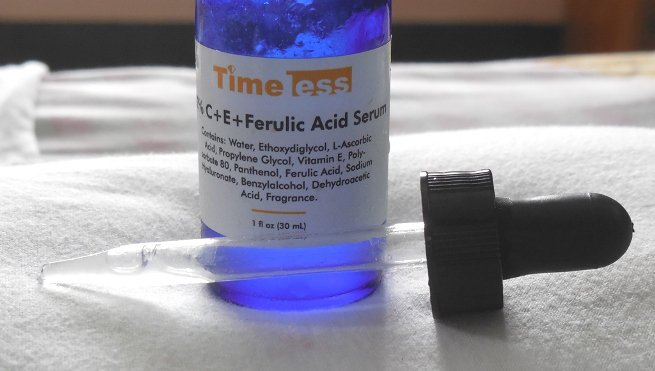 Vitamin C E Ferulic Acid Serum