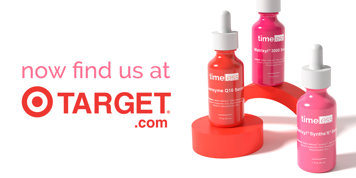 timeless skin care at target.com