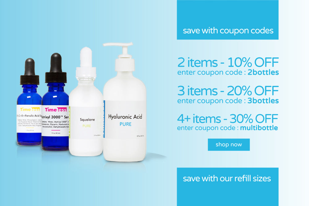 Coupons Timeless Skin Care