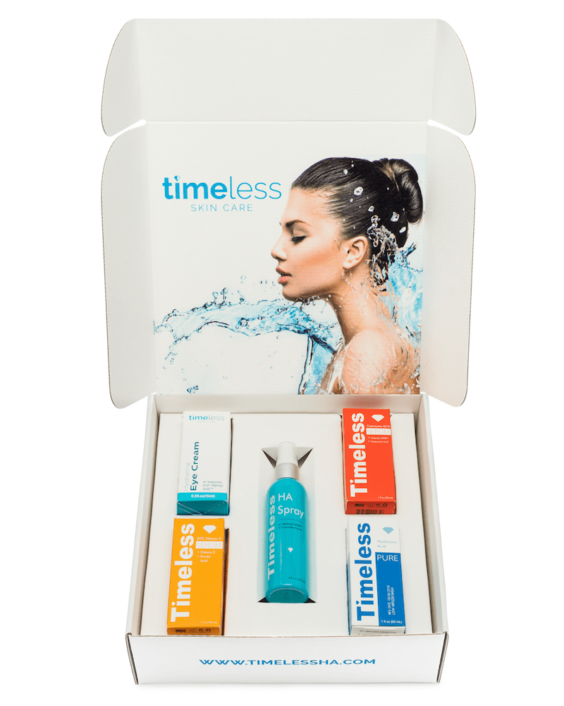 Timeless Beauty Box LIMITED EDITION