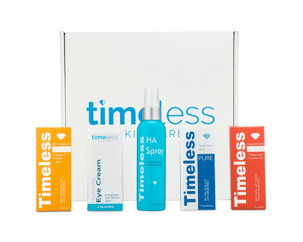 Timeless Beauty Box