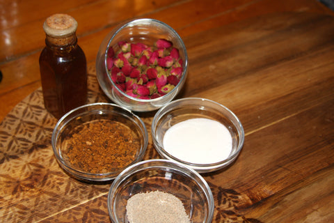 Rose Raspberry Cardamom Chaga Antioxidants Superfood Powerhouse