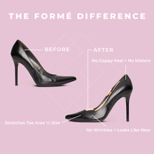 Load image into Gallery viewer, Real Results From Formé Shoe Shapers