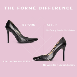 Real Results From Formé Shoe Shapers