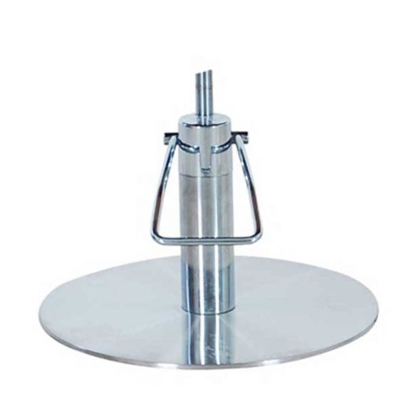 Round Base with Hydraulic Pump - spacesalonfurniture