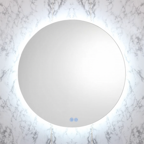 Zain Mirror with LED light