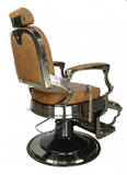 Havana Barber Chair -colours Tan / Olive / Black - spacesalonfurniture