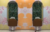 Maletti Madam butterfly O - spacesalonfurniture