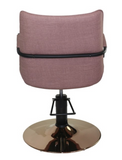 Taylor Dusty Pink - spacesalonfurniture