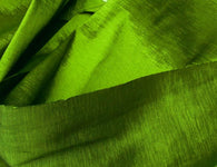Stretch Taffeta Fabric - Olive Green - 58/60