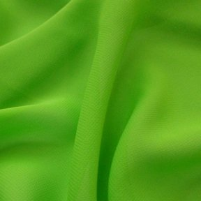 Hi Multi Chiffon Fabric - Spring Green - Chiffon High Quality Design Fabric Sold By The Yard 60