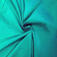 Stretch Taffeta Fabric -Tiffany Blue - 58/60
