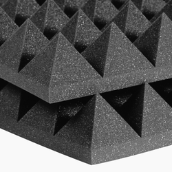 Soundproof Foam Acoustic Panel Absorption 2 Pack - 96