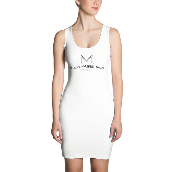 Millionaire Mom Society Tank Dress - Go Go Gadget Outlet