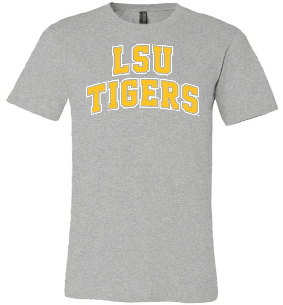 Official Ncaa Louisiana State University Tigers Lsu Geaux Tiger Mike Unisex T-Shirt - Sc31Lsu Men - Apparel - Shirts - T-Shirts