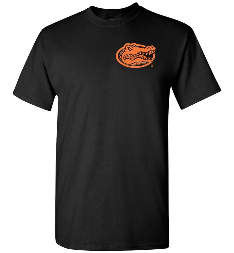 Official Ncaa University Of Florida Gators The Orange And Blue Gator Nation! Short-Sleeve T-Shirt - 45Uf-1 Men - Apparel - Shirts - T-Shirts